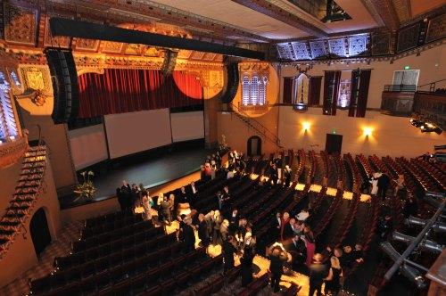 Fox Theatre Reopens With Glory In Riverside Steve Julian